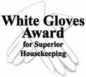 Our rooms are so clean we received the White Gloves Award -  Tide Vacation apartments